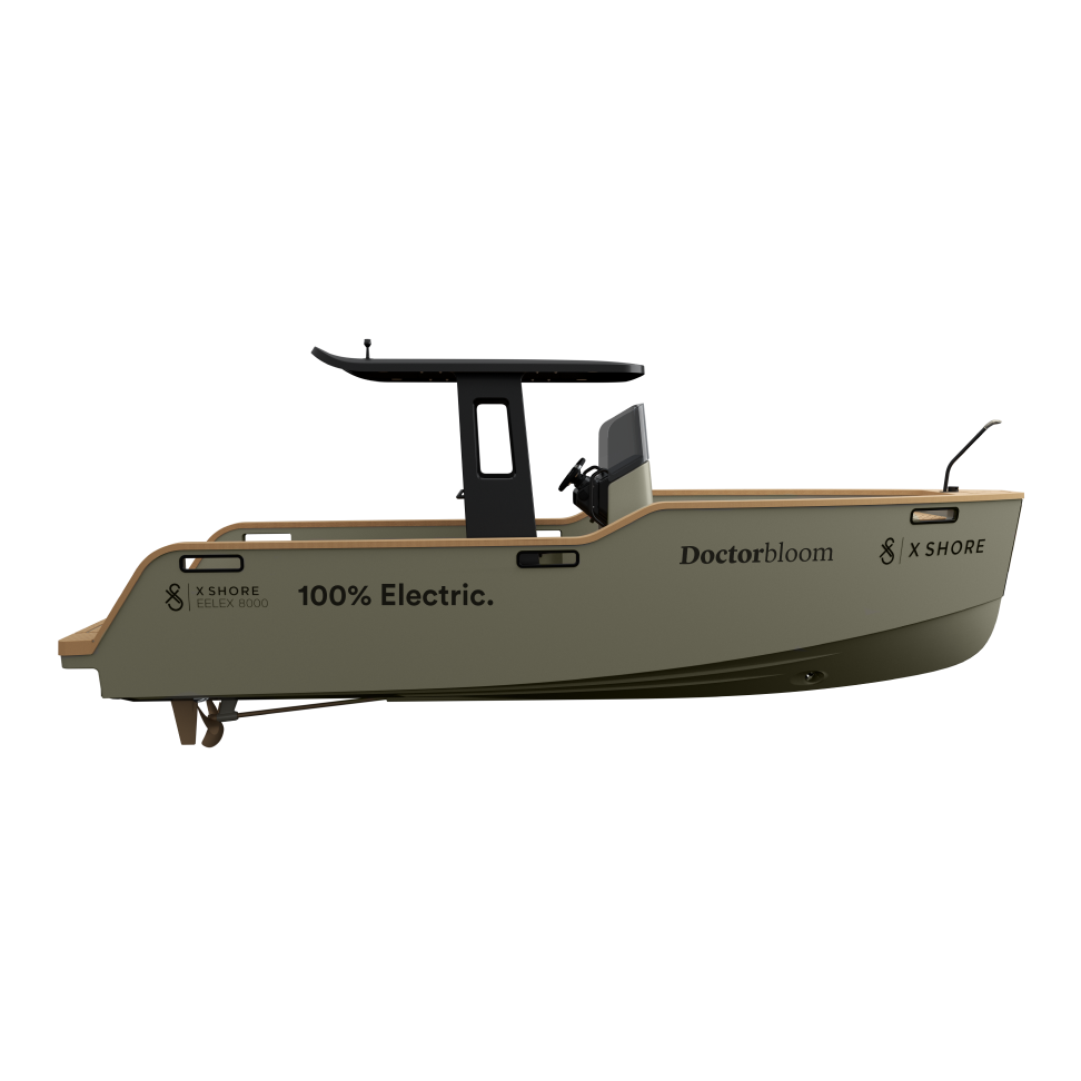 The Sage Green Boat